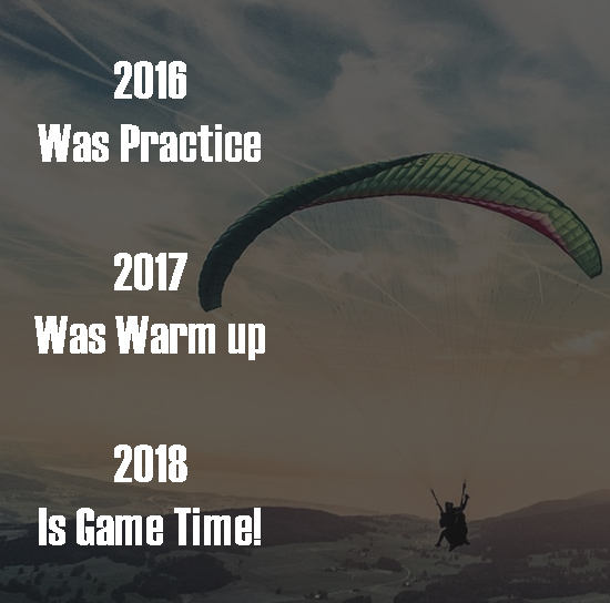 game time in 2018