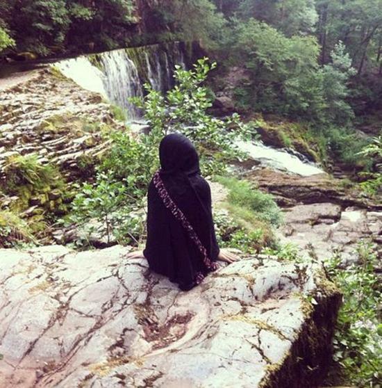 muslim girls dp pics