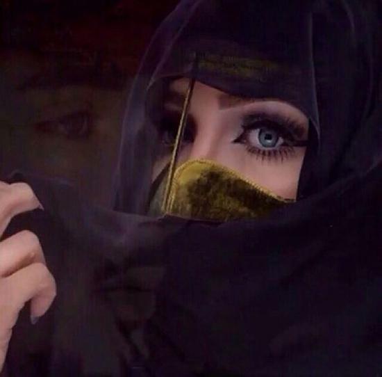 muslim women dp