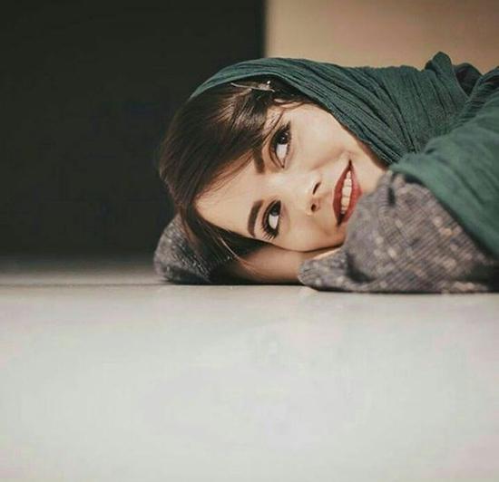 nice aisan dp for muslim girls
