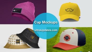 Photo of 35+ Cap & Hat Mockups [Free & Premium] – 2021