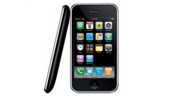 iPhone 3G 2008