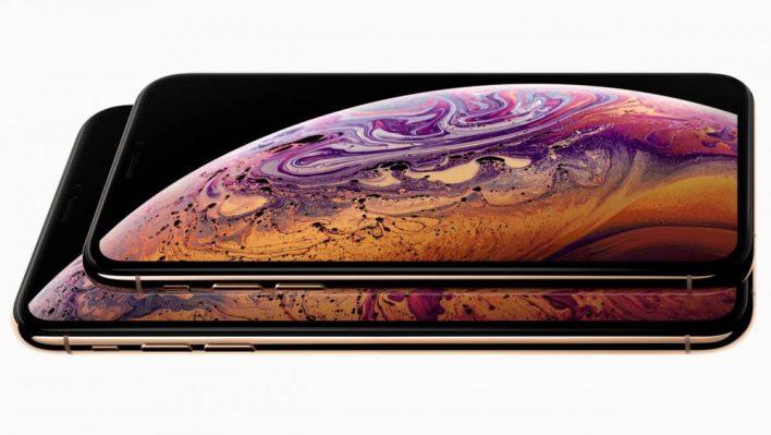 iPhone XS (Max), 2018