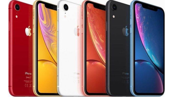 iPhone XR, 2018