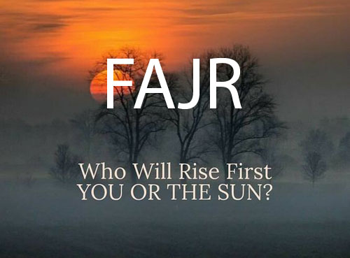 fajr prayer quotes images