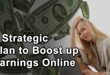 Photo of 7 Strategic Plan to Boost up Earnings Online