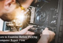 Photo of Factors to Examine Before Picking A Computer Repair Firm