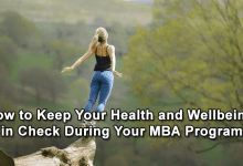 Photo of How to Keep Your Health and Wellbeing in Check During Your MBA Program