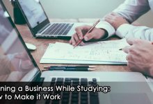 Photo of Running a Business While Studying: How to Make it Work