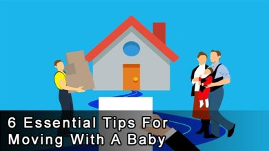 Photo of 6 Essential Tips For Moving With A Baby