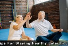 Photo of 8 Tips For Staying Healthy Later In Life