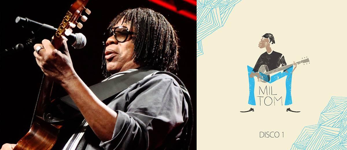 Milton Nascimento ganha tributo com 32 artistas brasileiros