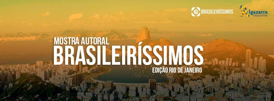 Mostra Brasileiríssimos tem João Capdeville, Chico Chico e Leo Middea no Rio