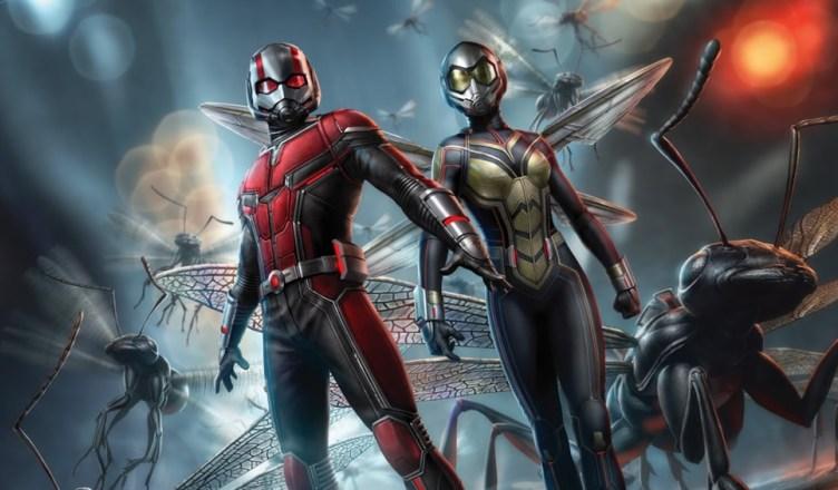 CRÍTICA   'Homem-Formiga e a Vespa' entrega diversão da qualidade que se espera da Marvel