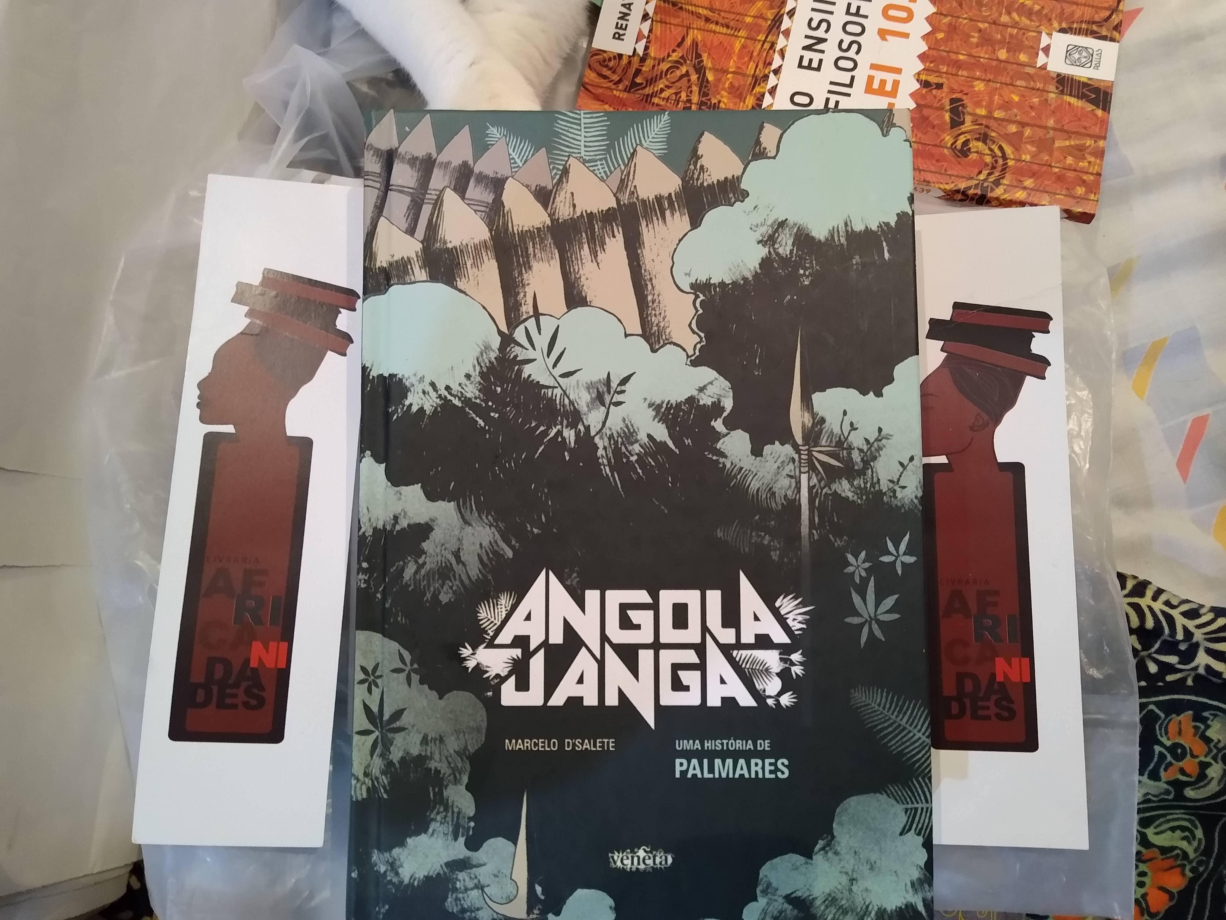 BÔNUS | Angola Janga, aventura de Zumbi dos Palmares