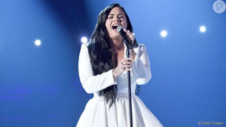 Grammy Awards 2020 | Demi Lovato anuncia nova música e emociona público