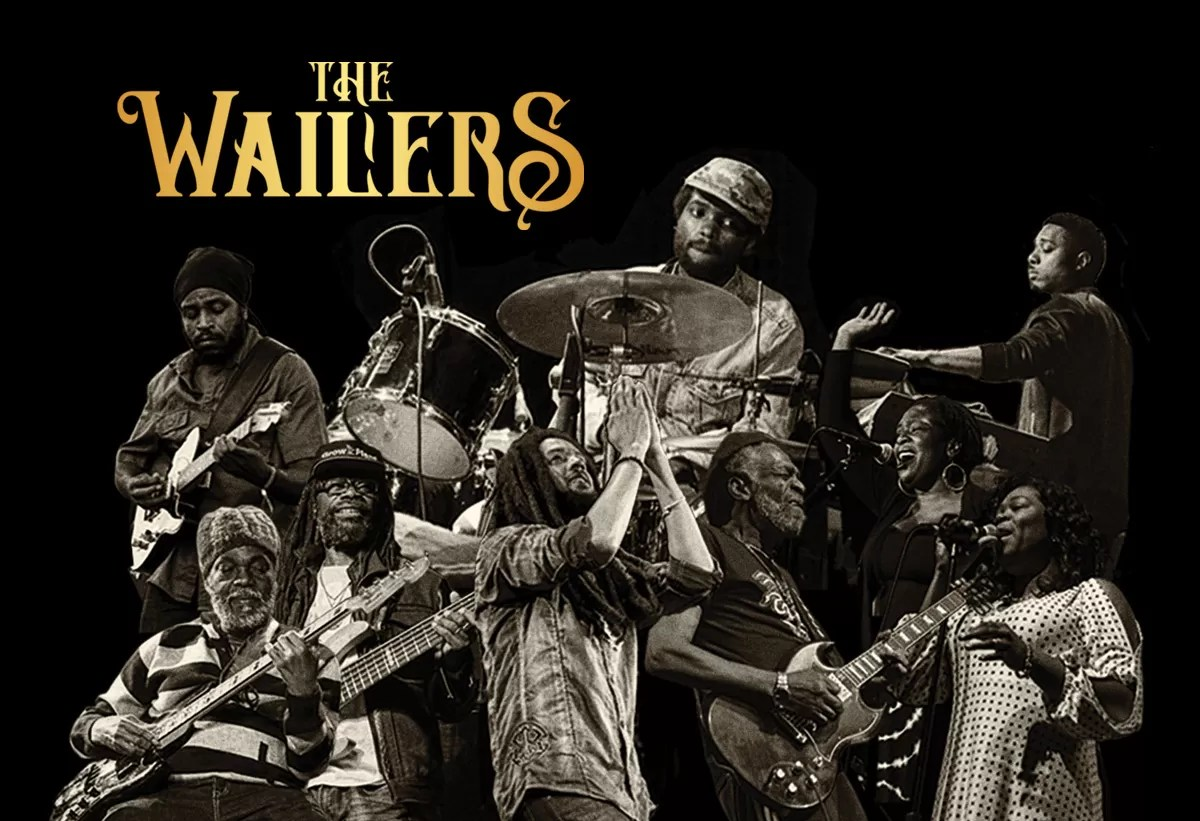 The Wailers vai tocar no Reggae Live Station em SP; VEJA!
