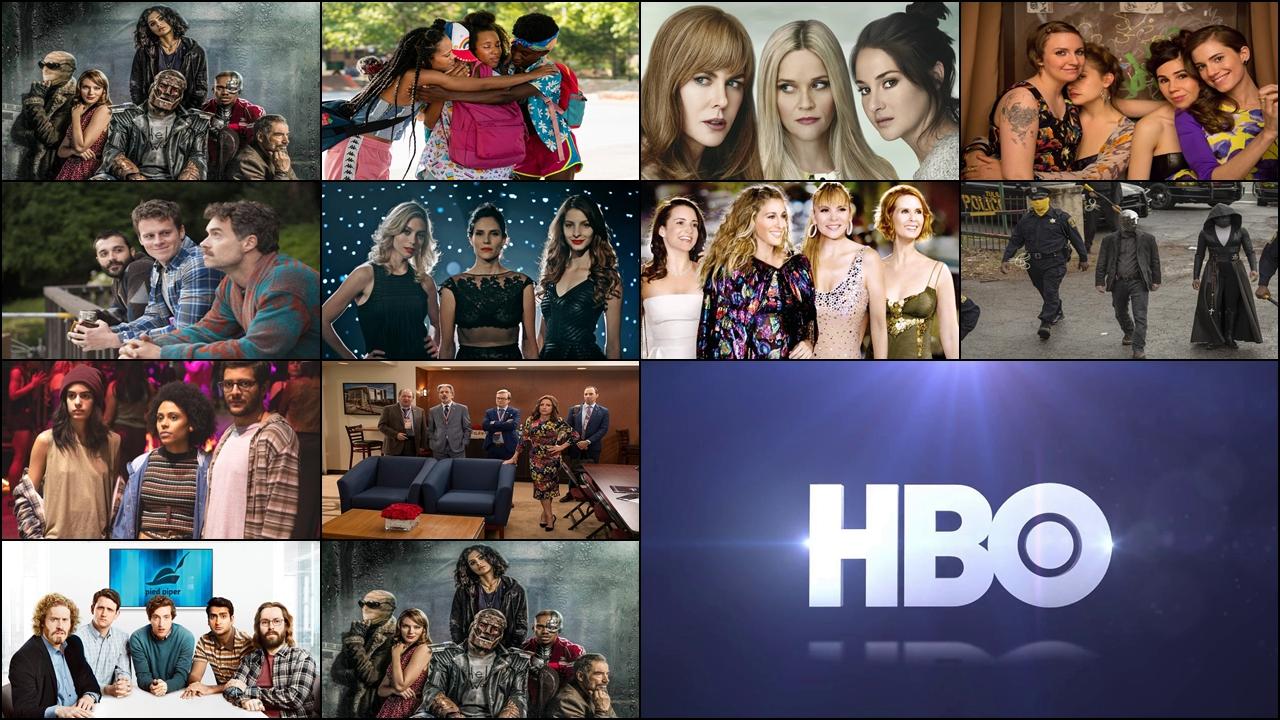 Squad Goals: os melhores grupos de amigos da HBO