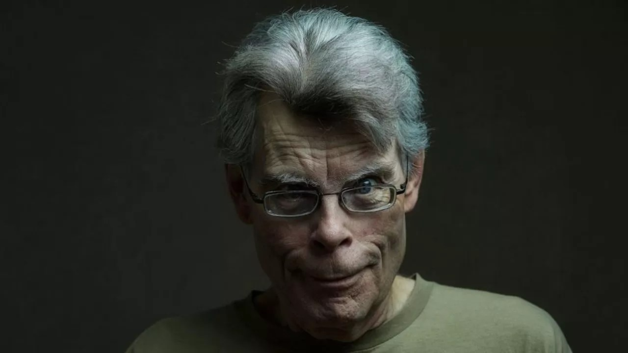 Stephen King ganha homenagem na 'Antologia Dark'