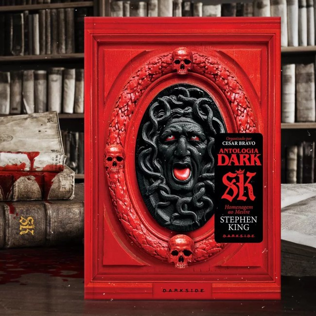 DarkSide Books Antologia Dark Stephen King