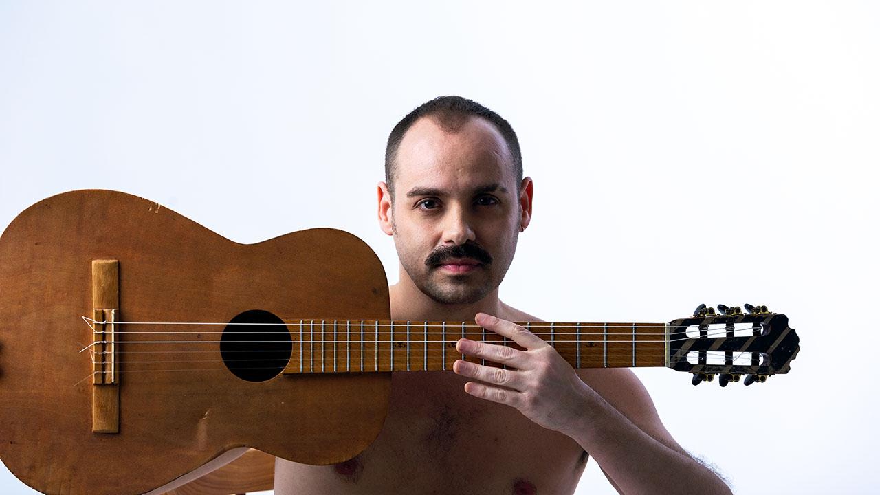 Paulo Neto, o artista do 'novo normal'