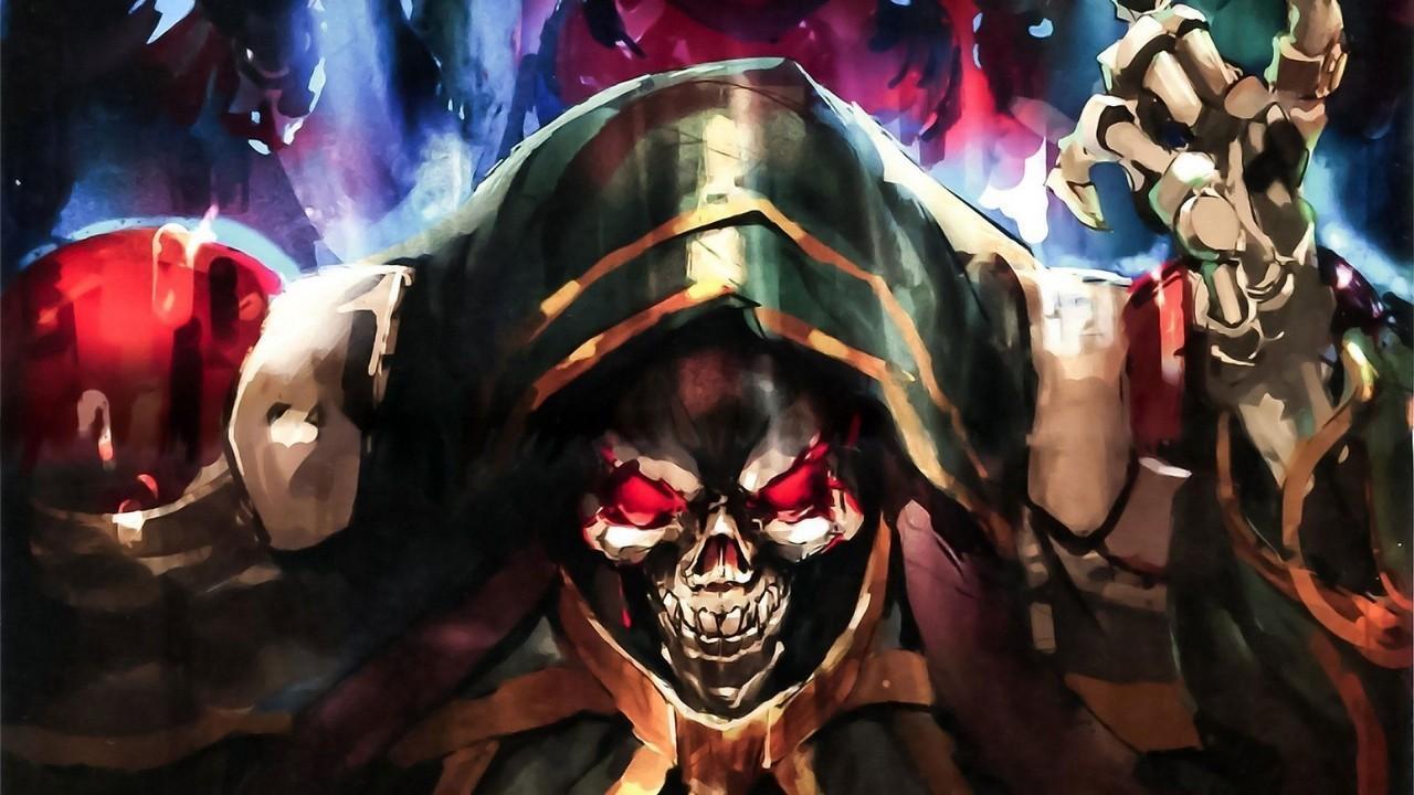 Overlord é confirmado no catalogo Brasileiro da Funimation
