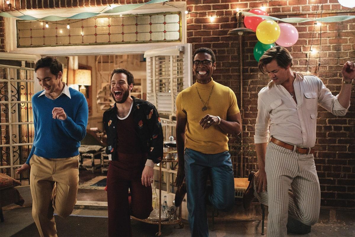 The Boys In The Band Netflix amizade abusiva
