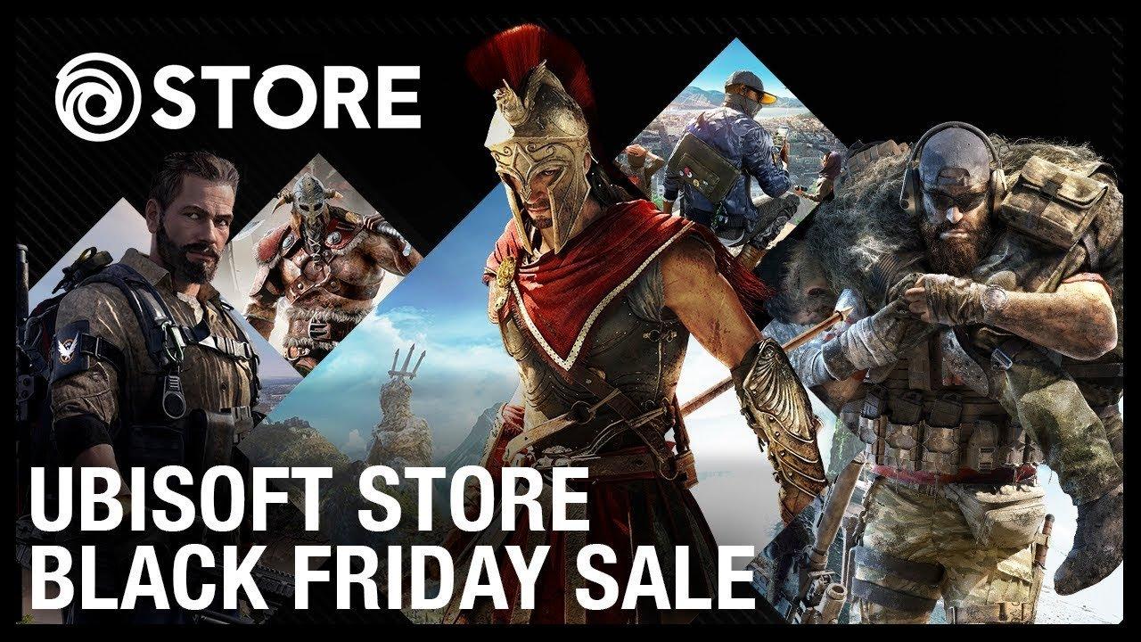 Black Friday   Jogos da Ubisoft têm até 85% de desconto