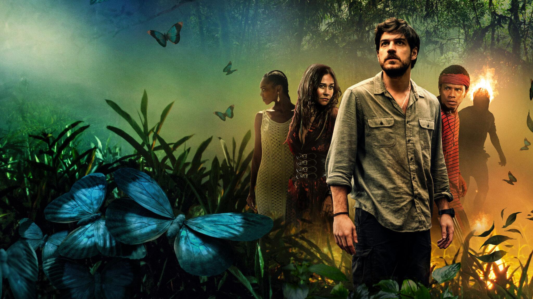 Conversamos com Victor Sparapane, o Manaus em 'Cidade Invisível' da Netflix