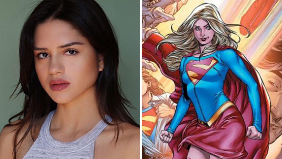 Sasha Calle interpretará Supergirl em filme do Flash