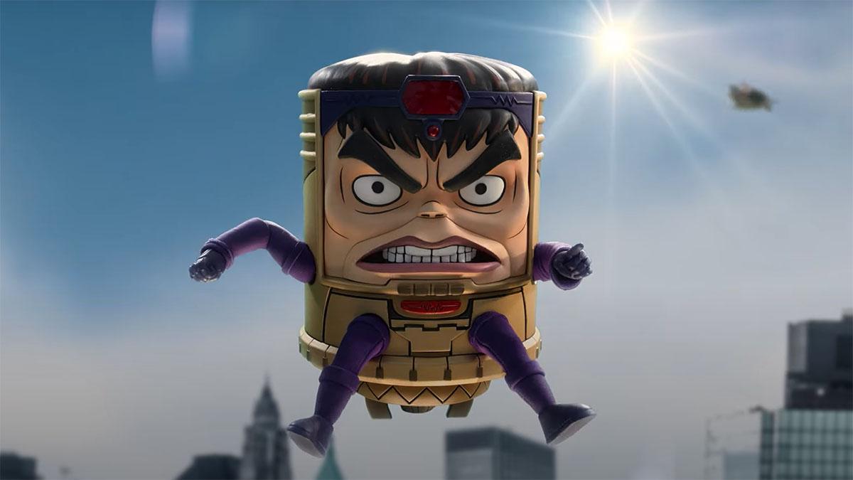 MODOK, nova série animada da Marvel, ganha trailer: VEJA!