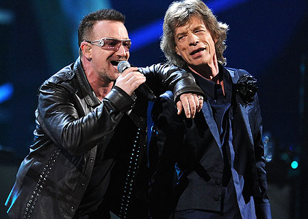 U2+and+Mick+Jagger+mickjaggerandbonopicgettyimage