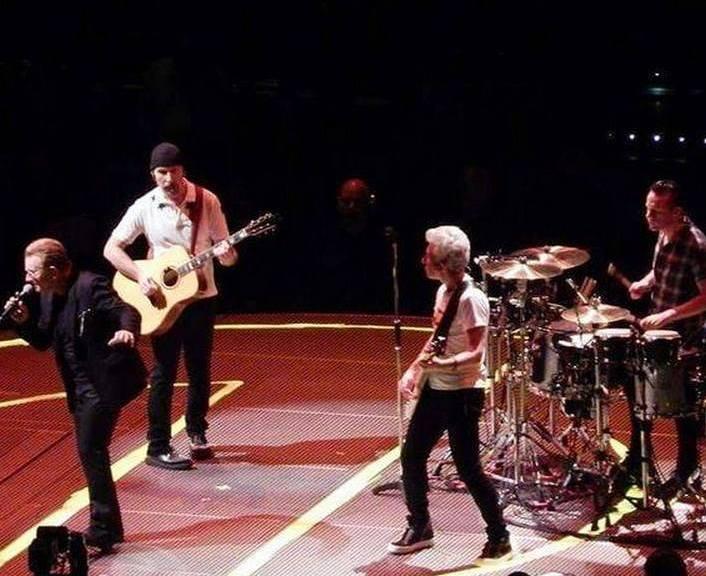 U2 em Boston