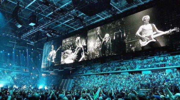 U2 em Turim