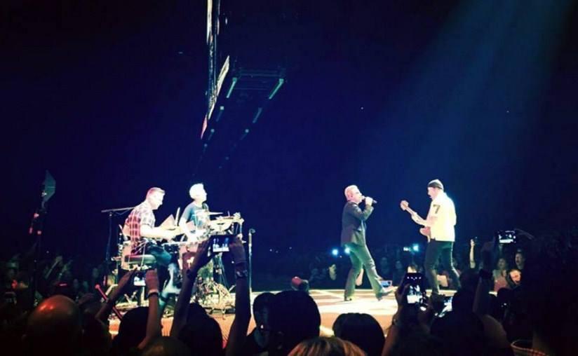 U2 em Barcelona