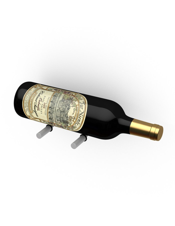 Horizontal Wine Rack Peg (Label-Out)