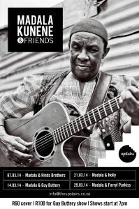 Madala Kunene & Friends