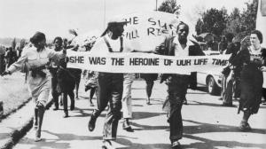Funeral of Lilian Ngoyi, March 1980