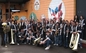 The KZN Youth Wind Band