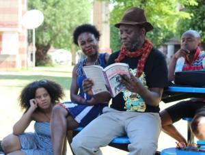 Author Bongani Madondo