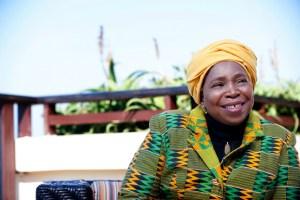Nkosazana Dlamini- Zuma