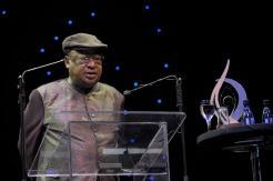 Don Mkhwanazi at the eThekwini Living Legends Awards Ceremony