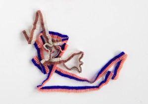 Siyazama Ribbon Necklace