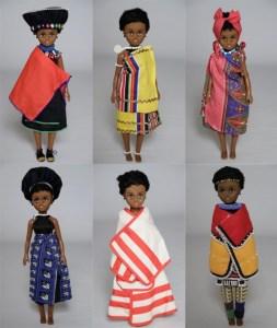 Ntomb'entle dolls