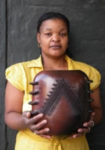 Jabu Nala, daughter of Nesta Nala