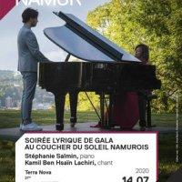 Spectacles et Visites, en Juillet et Août, à la Citadelle de Namur