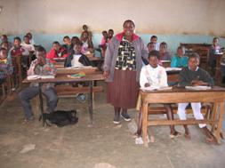 Atención Visual en Moamba (Mozambique)