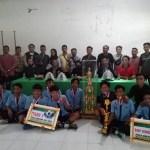 Pentutupan Turnament Rektor Cup Seri I Universitas Madako Tolitoli