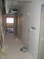 2nd floor drywall2