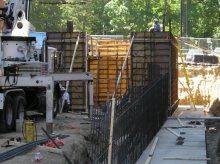 Chiller enclosure work1